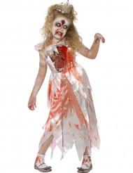 Zombie Prinzessin Mädchen