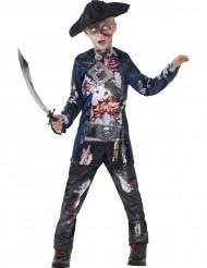 Halloween-Zombie-Kostüm Piratenjunge