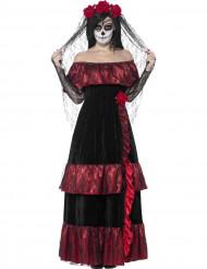 Mexikanische Braut-Kostüm für Halloween