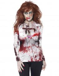 Sexy Zombie-T-Shirt für Frauen