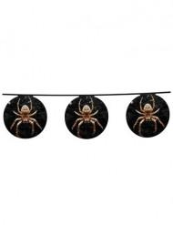Spinnen Girlande - Halloween
