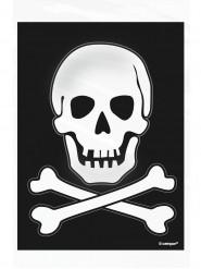 50 Papiertüten Totenkopf - Halloween