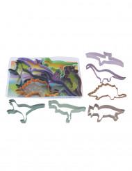 6 Ausstechformen Dinosaurier