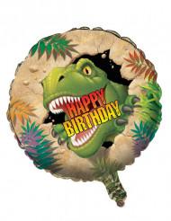 Luftballon Dinosaurier