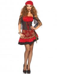 Zigeunerin Kostüm Damen