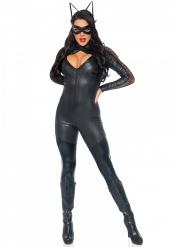 Kostüm Sexy Katze für Damen