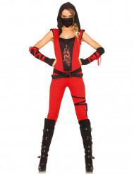Ninja-Kostüm für Frauen