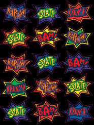 Comic Stickers
