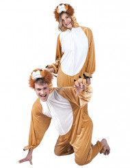 Löwen-Kostüm für Erwachsene