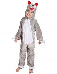 Verkleidung als Wolf für Kinder