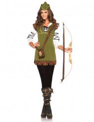 Kostüm Robin Hood Lady für Damen