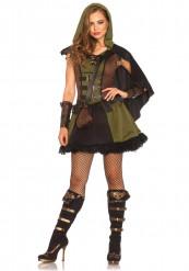 Verkleidung als Waldfrau für Damen