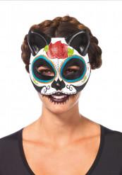 Dia de los Muertos - Katzenmaske