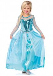 Eiskönigin-Kostüm für Mädchen