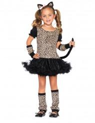 Leopard-Kostüm für Mädchen
