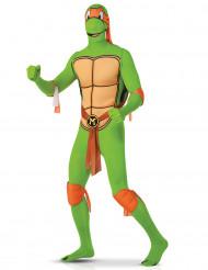Michelangelo Ninja Turtles Kostüm für Erwachsene - zweite Haut
