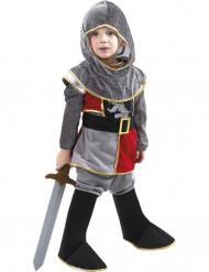 Der junge und tapfere Ritter als Kostüm