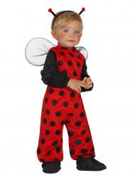 Marienkäfer-Kostüm für Babys