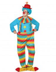 Clown-Kostüm für Männer