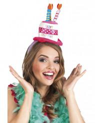 Geburtstags-Haarreifen für Erwachsene