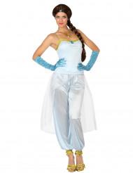 Kostüm einer orientalischen Prinzessin für Damen