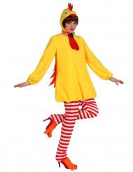 Huhn-Kostüm für Frauen
