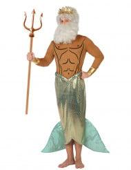 Neptun-Kostüm für Männer