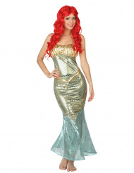 Meerjungfrau-Kostüm für Damen