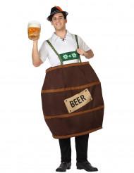 Bierfasskostüm für Männer