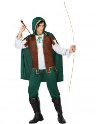 Robin-Hood-Kostüm für den Mann