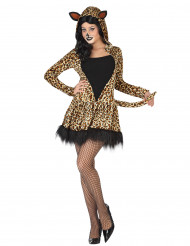 Kostüm Leopardin