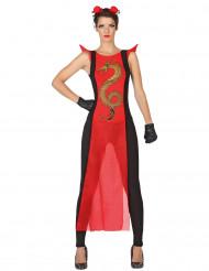 Samurai-Kostüm für Damen