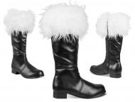 Weihnachtsmann-Stiefel für Erwachsene
