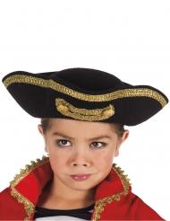 Piraten-Kapitänshut für Kinder
