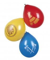 6 Luftballons Indianer