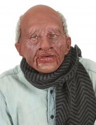 Maske Großvater mit beweglichem Mund