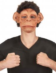 Affen Maske mit beweglichem Mund