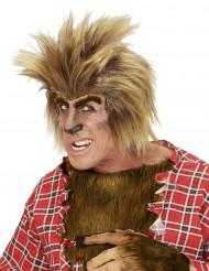 Werwolf Perücke für Erwachsene Halloween