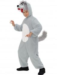 Wolf-Kostüm für Kinder