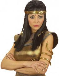 Ägyptisches Schlangenarmband für Damen