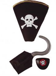 Piraten Kostüm-Set für Erwachsene