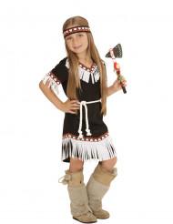 Indianerin-Kostüm für Mädchen