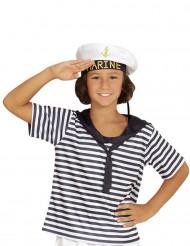 Seemann Kostüm für Kinder