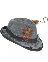 Hut mit Ratte für Erwachsene Halloween
