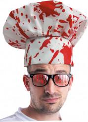 Halloween-Kochmütze für Erwachsene