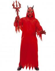 Halloween Teufel-Kostüm für Erwachsene