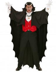 schwarzer Umgang für Vampire 150cm