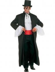 Halloween-Gothik Kostüm