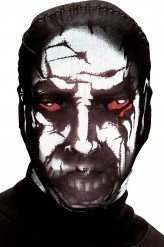 Monster mit roten Augen Maske für Erwachsene Halloween
