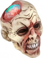 Luminöser Zombie Kopf